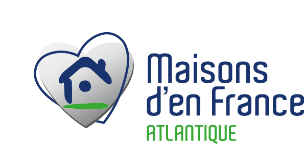Logo Maison d'en France Atlantique